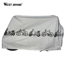 WEST BIKING Anti-dust Bicycle Raincover Mountain Bike Cover High Quality Bicicleta Ciclismo Accessories Bike Raincover