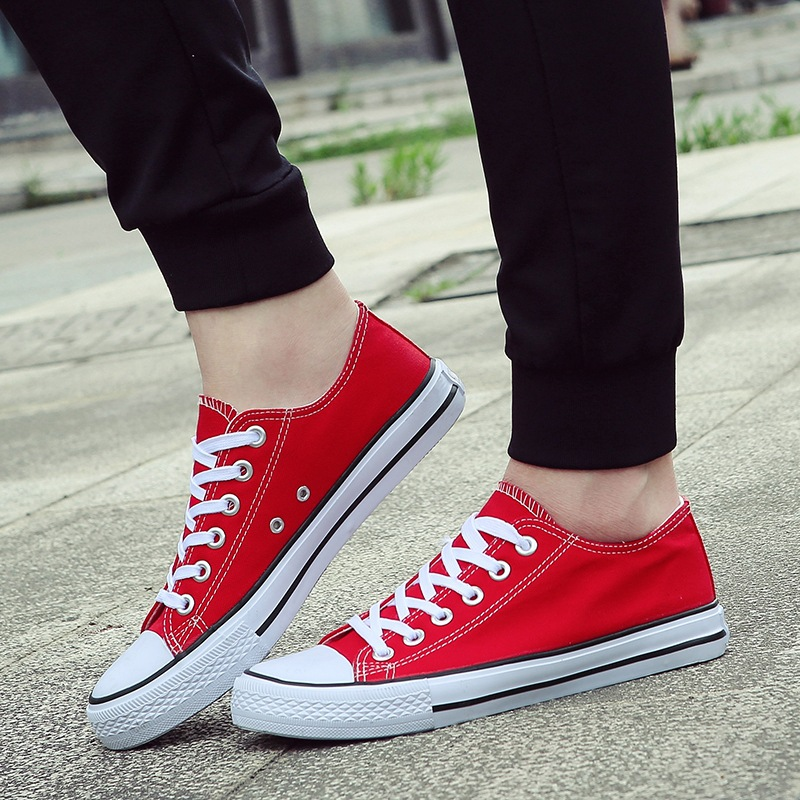size 40 4f414 ff4b4 Spring-Autumn-men-cconverse-shoe-Flat-with-men-s-shoes-Solid-Canvas-mens -shoes-custom-shoes.jpg