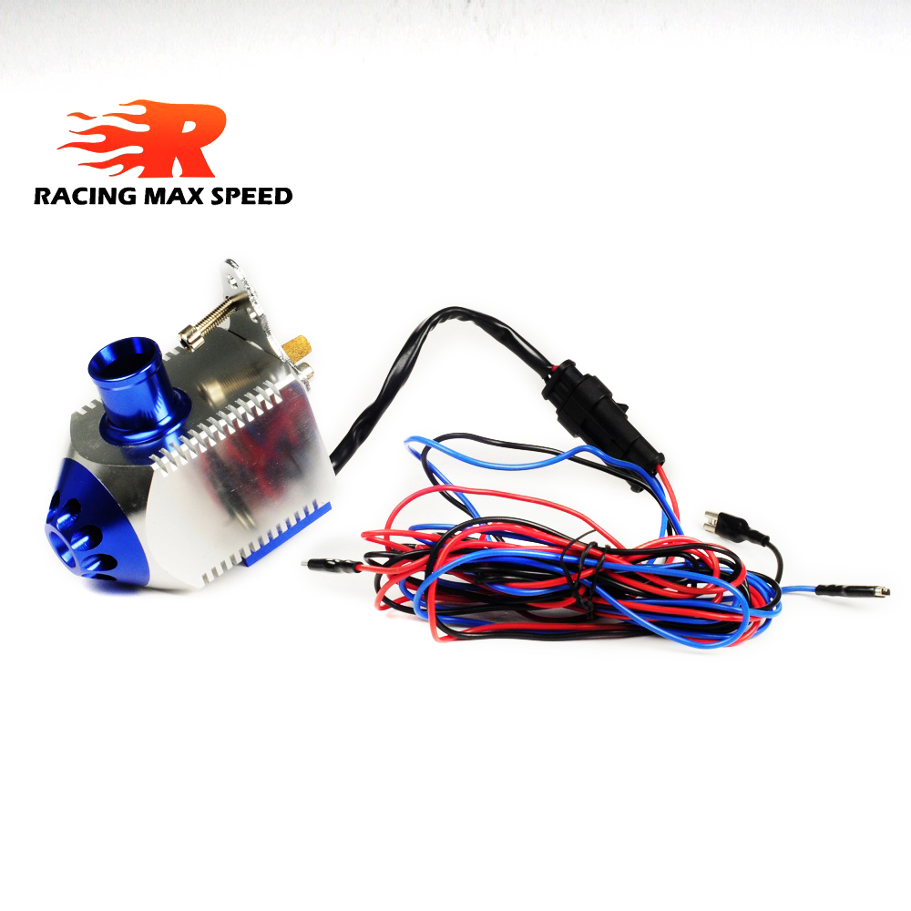 Wholesale auto universal Blow Off Valve kit Electronic diesel relief valve SUIT for all Turbo  Diesel engines