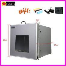 Nanguang Folding Light Box NG-6240L Portable Professtional Photographic Light Box LED Studio Lighting Case