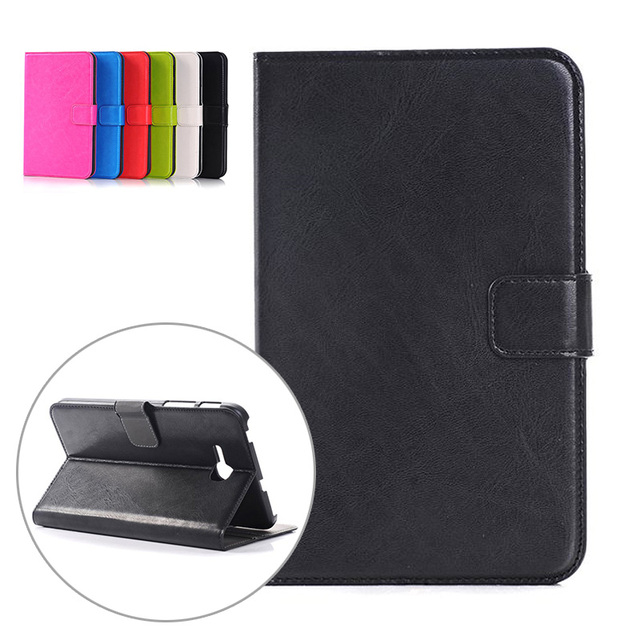 on sale 60557 03756 Card Slot Business Case for Samsung Galaxy Tab 3 Lite 7.0 T110 Luxury Pu  Leather Case Flip Stand Cover for Samsung T110 SM T110-in Tablets & e-Books  ...