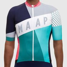 2019 maap men summer downhill mountain biking jerseys deporte running tops cycling clothes breathable maillot ciclismo bicycle