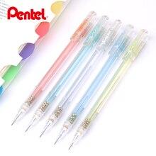 7 Stuks Pentel Caplet A105 Sharp Pen Automatische Mechanische Opstellen Potloden 0.5 Mm Japan 7 Kleuren