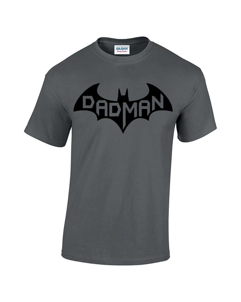 2018 Beste T-shirts Dadman-Super Dadman Bat Hero Grappige Premium mannen T-Shirt Hiphop Tops Tees