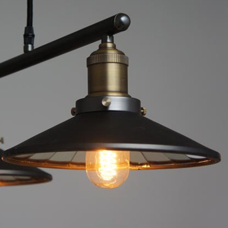 industrial home lighting. aliexpresscom buy creative industrial pendant lights vintage lamp for bedroom dining room pulley lamps home lighting from reliable e