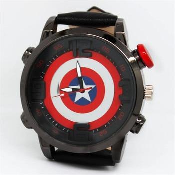 Наручные часы эмблемы Марвел и DS Comics в ассортименте