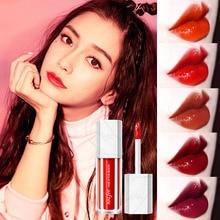 5 шт. набор для губ глазурь водостойкий увлажняющий модный макияж для женщин 998