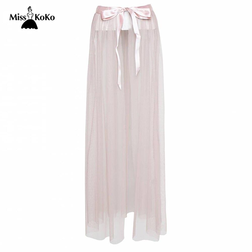 get cheap sheer maxi skirt aliexpress