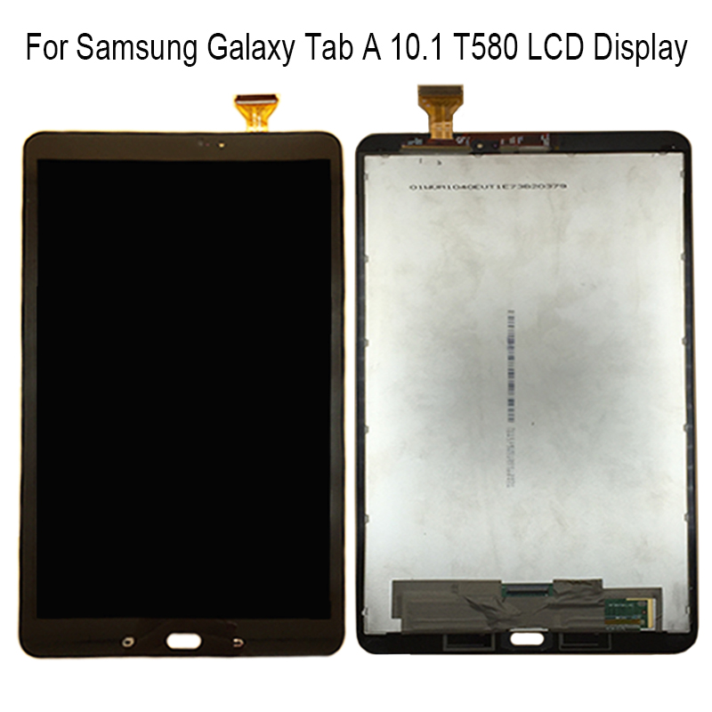 Cell Phones & Accessories Cases, Covers & Skins Dependable New Samsung Galaxy Tab A 10.1 Sm-t580 Sm-t585 Touch Screen Digitizer Front Glass