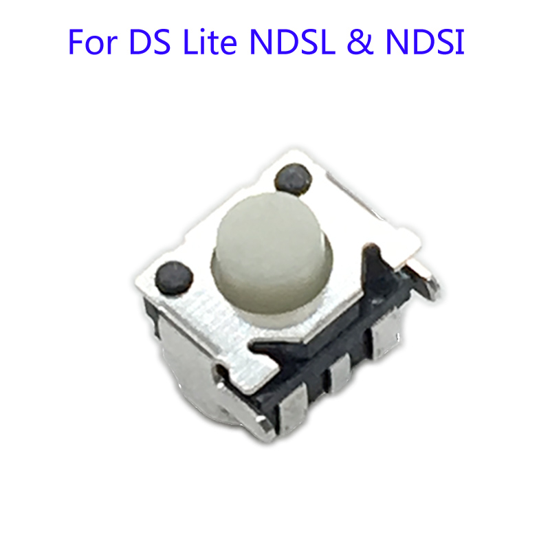 20Pcs For NDSL Micro Switch Game Controller Left Right Button Micro Switch Replace For Nintendo DS Lite NDSL & NDSI