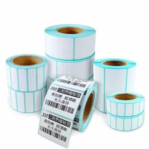 Image 4 - Jetland Thermal Label  Rolls width of 20mm ~ 80mm  combo pack  TOP thermal barcode Stickers for Zebra Printers
