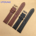 Quality Genuine Leather Watchband 18mm Business classic Style For withings Activite/ steel/ Pop