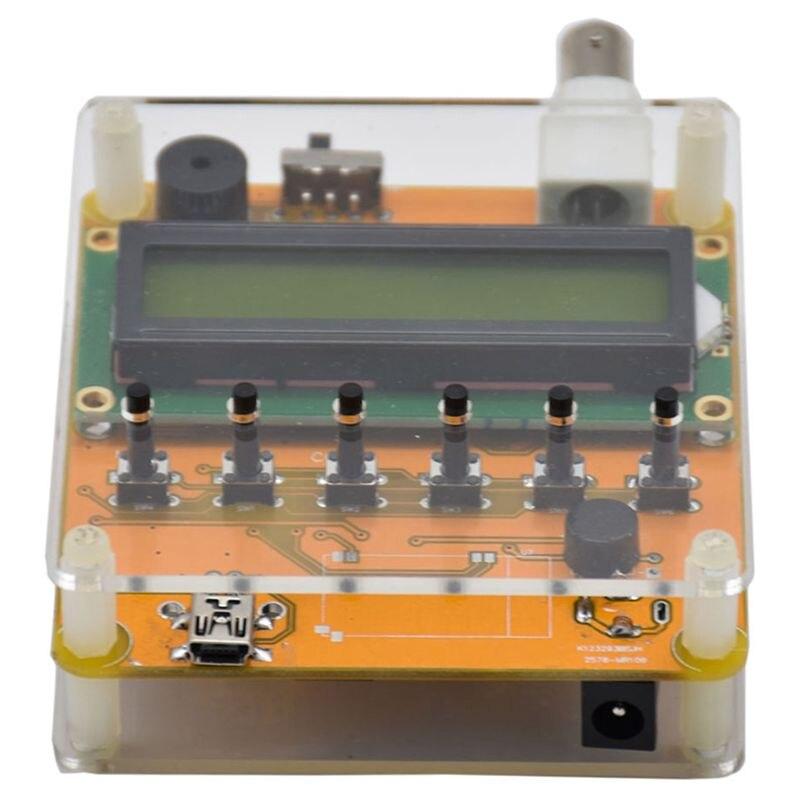 Testeur de compteur d'analyseur d'antenne à ondes courtes de EASY-MR100 1-60M pour la tête de Radio de jambon 12V Q9