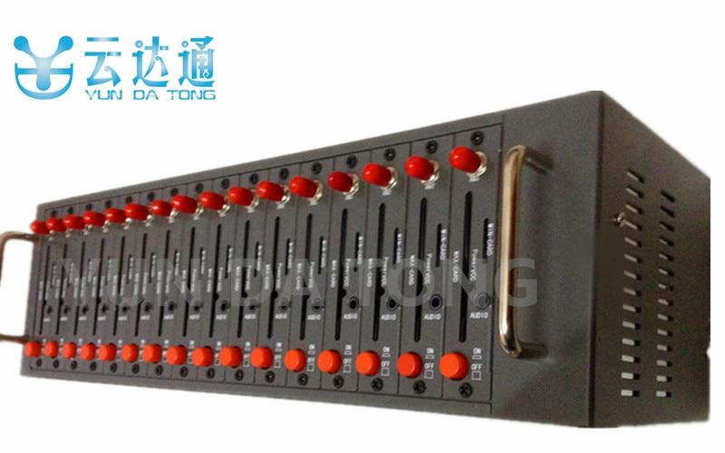 SMS Gateway wavecom Q24Plus Module GSM GPRS 16 Ports Modem pool with Modem Pool USB Interface