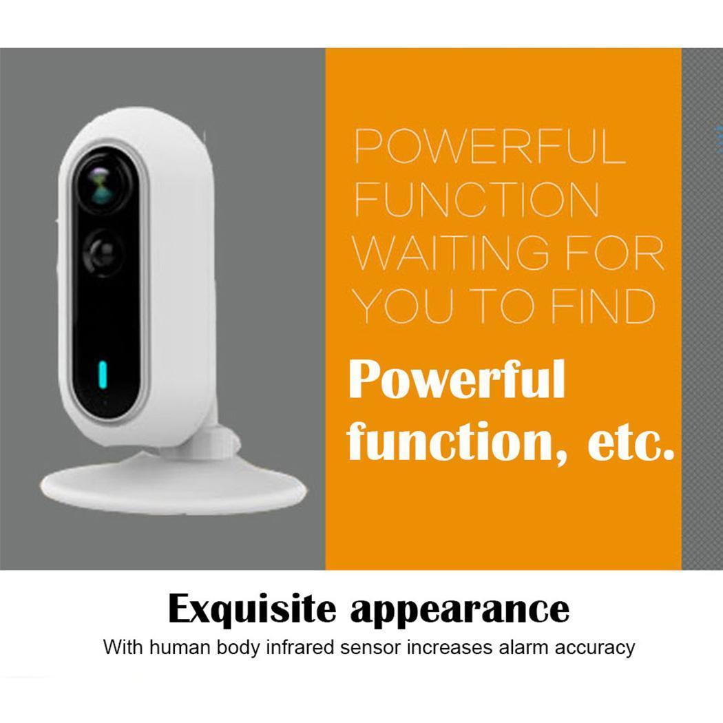 Bébé soins WiFi maison 1080 P surveillance de téléphone Mobile infrarouge 2.4 (mm) 10 m IP66 capteur alarme caméra sans fil - 4