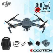 DJI Mavic Pro fly more combo Quadcopters Drones Helicopters RC Drone 4K Camera FPV Mavic Pro Small Pocket Camera Drone
