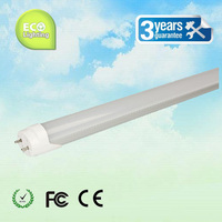 Original Manufacturer 1500mm 5ft 24W T8 LED Tube Light G13 AC100V 220V CE ROSH FCC UL