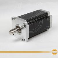 Potência Do Motor! ATO Motor 1 PC 42HS2480 Nema42 Stepper Motor 201mm 8A 4200oz-in CE ROHS ISO Metal Bordado Imagem Da Máquina do CNC