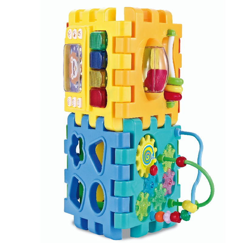 Aliexpress.com : Buy NEW Baby Toys Musical Activity Cube ...