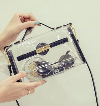 TLMYDD Mens Handbag Cross Section Korean Mens Bag Shoulder Slung Business Computer Briefcase Retro Tide Bag Briefcase