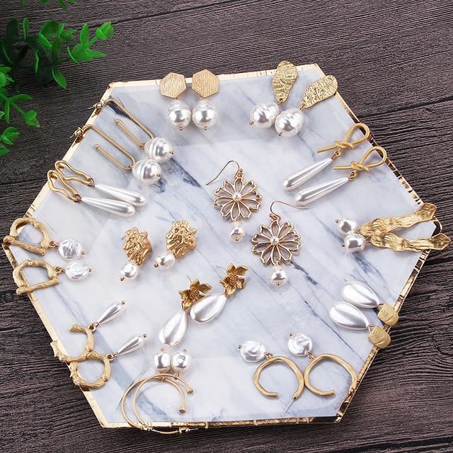 Купить naomy и zp свадебные винтажные висящие серьги для женщин brincos