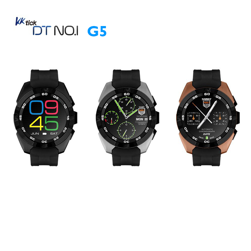 NO.1 G5 Smart Watch Heart Rate Sensor Wearable Devices To Be NO.I Smartwatch for