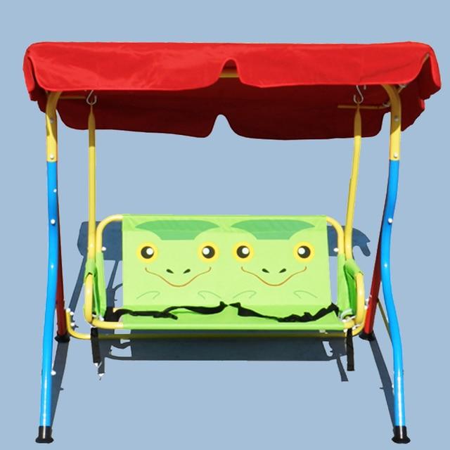 outdoor child swing