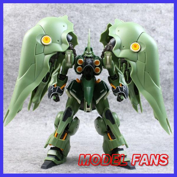 """FÃS MODELO IN-STOCK Tempestade Modelo KSHATRIYA 20 cm alta Anime Japonês """"Gundam unicorn"""" Espíritos Robô Figura de Ação"""