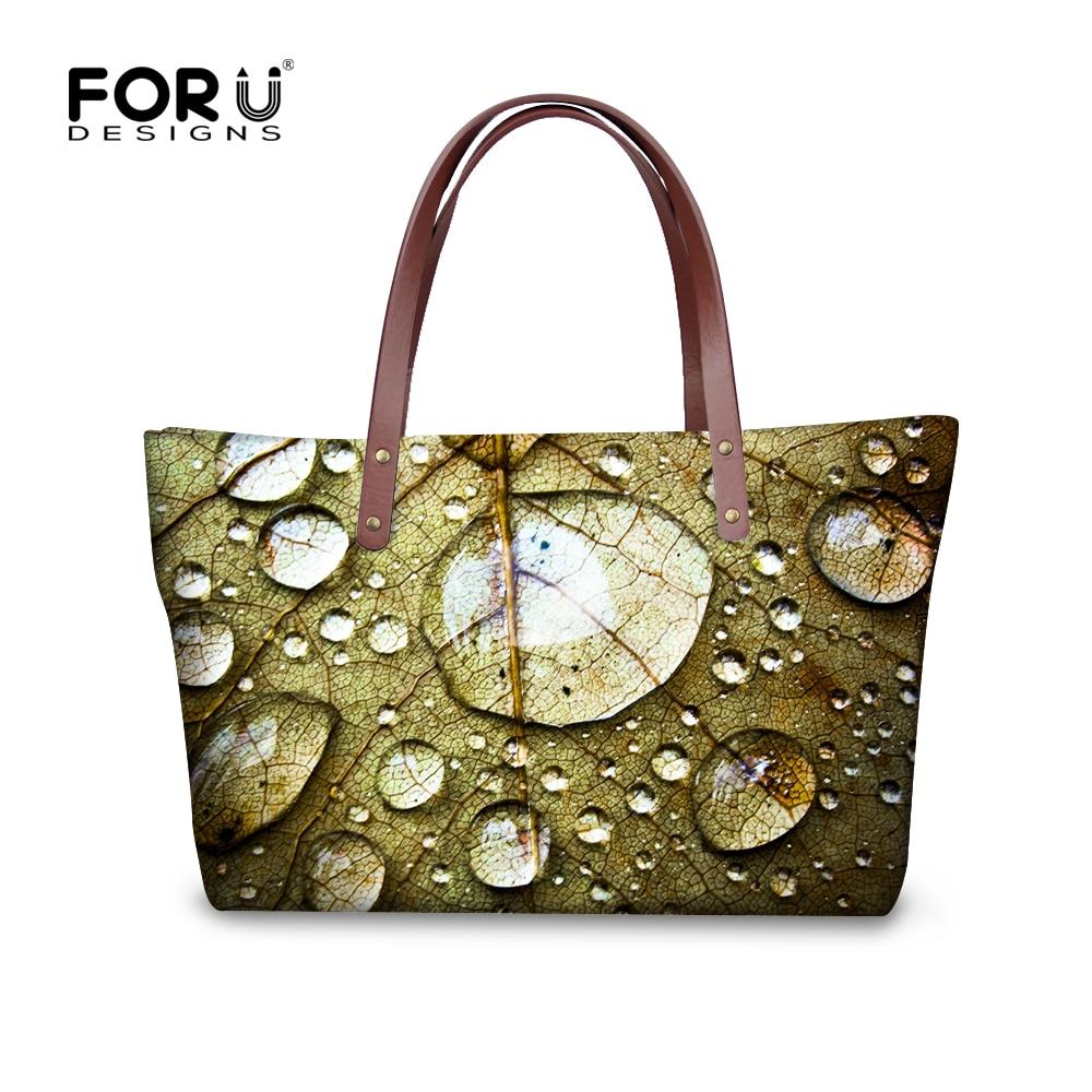 ФОТО 2017 Vintage Women Handbags Brand Designer 3D Drops Large Tote Bags Brown Shopping Shoulder Bags Satchel Bolsas Femininas