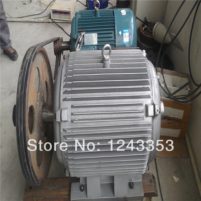 30kw Ac Rare Earth Low Rpm Permanent Magnet Generator In