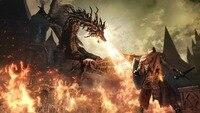 Jogos de vídeo Arte Dark Souls III 12X21 20X35 24X42 Polegadas Poster Print YX102