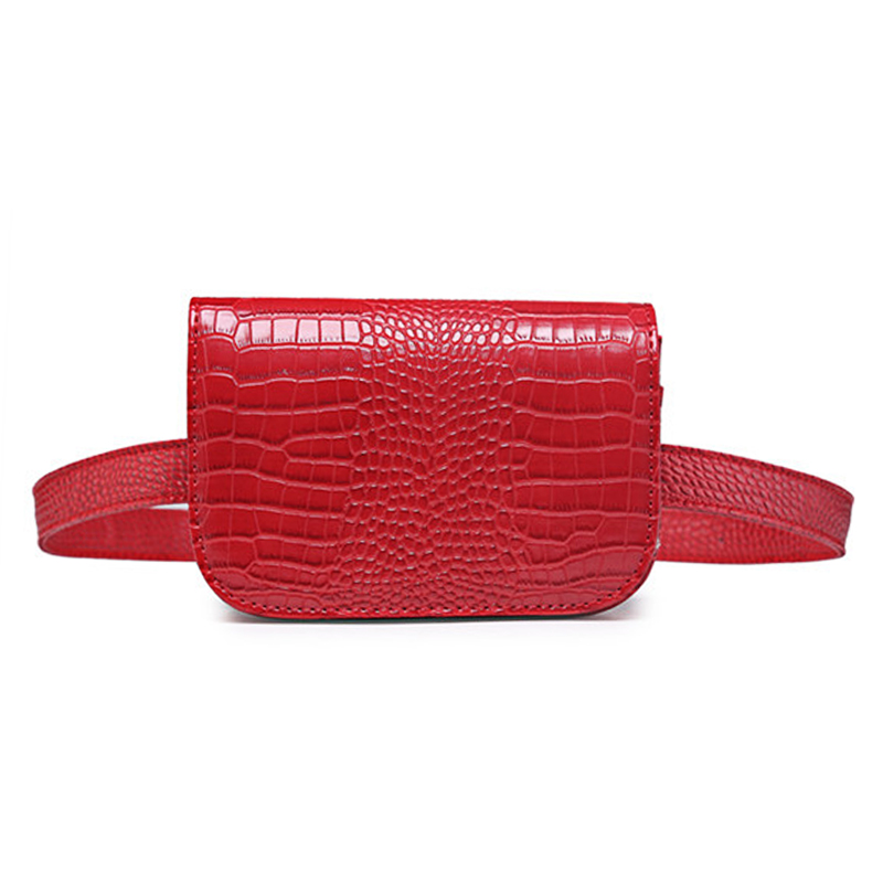 Womens Waist Bags Alligator PU Leather Belt Bag for Women Waist Pack Travel Belt Wallets Fanny Bags Ladies Drop ShippingWomens Waist Bags Alligator PU Leather Belt Bag for Women Waist Pack Travel Belt Wallets Fanny Bags Ladies Drop Shipping