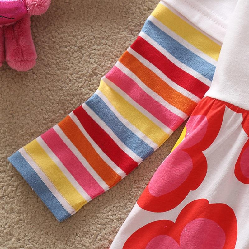 HTB1WvH3SFXXXXa6aXXXq6xXFXXX8 - Girls Long Sleeve All Year T-Shirt, Long Sleeve, Cotton, Various Designs and Prints