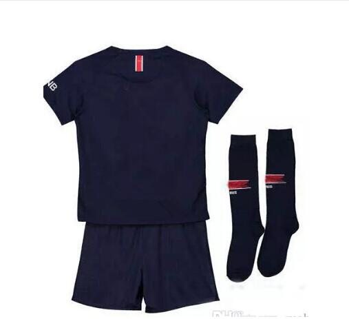 c6a347044 2018 2019 kids kit psg jersey NEYMAR JR MBAPPE DI MARIA 2019 boy Paris kids  football shirt VERRATTI soccer jersey Embroidery