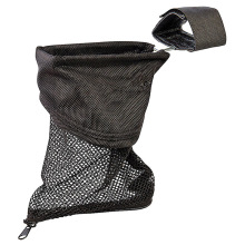 Jakttillbehör Militärutrustning AR Mässing Shell Catcher Trap Nylon Mesh Bag Capture Black .223 / 5.56