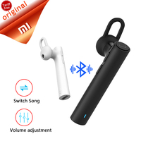 In Stock Original Xiaomi Bluetooth Earset Youth Version Wireless Earphone Headset With Mic Bluetooth 4 1
