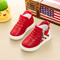 Retail In the autumn of 2016 new children leather shoes for men shoes Girls Princess shoes help baby shoes casual shoes
