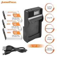 3X NP-BG1 FG1 NP BG1 Battery+LCD USB Charger for SONY Cyber-shot DSC-H3 DSC-H7 DSC-H9 DSC-H10 DSC-H20 DSC-H55 DSC-H70 Camera L20 jhtc 1pcs 1400mah np bg1 np bg1 battery for sony cyber shot dsc h3 dsc h7 dsc h9 dsc h10 dsc h20 dsc h50 dsc h55 dsc h70