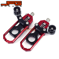 Chain Adjusters Tensioners With Spool Fit for HONDA CBR1000RR CBR1000 RR 2008 2009 2010 2011 2012 Motorcycle