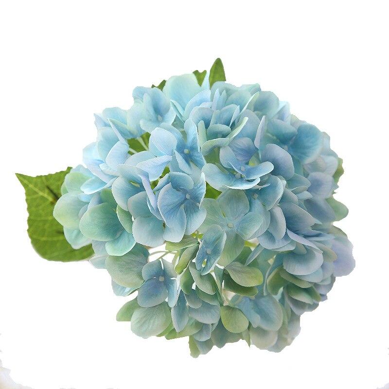 High Quality Flowers Artificial Hydrangea Home Decor