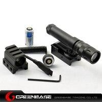 Greenbase Tactical Gun Flashlight Combo Scope Green Laser Weapon Light Night Hunting For Rifle Pistol NGA0173