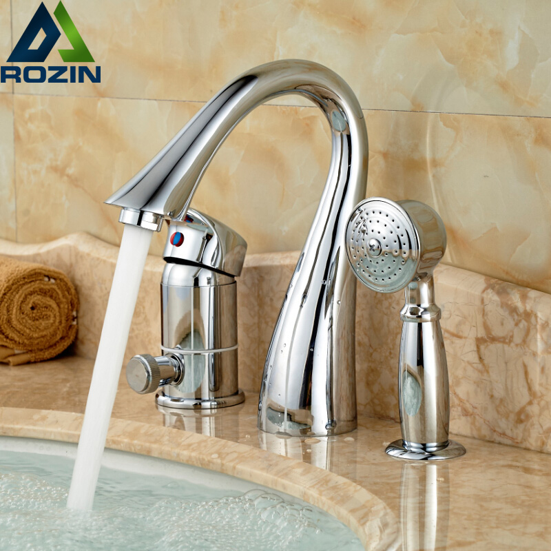 Popular Roman Tub Faucets Buy Cheap Roman Tub Faucets lots from