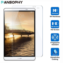 9H 2.5D 0.3mm Tempered Glass For HuaWei Mediapad M2 8