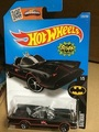 Hot Sale Hot Wheels TV SERIES BATMOBILE 226/250 Collection Metal Cars Hot Wheels Style Children's Educational Toys 1:64