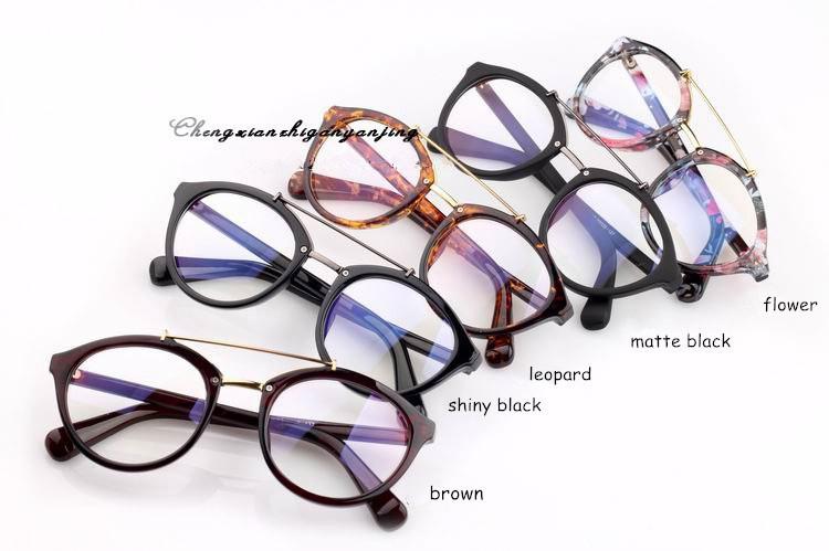037e82ac7d21 Chashma Korea Star Eye Glasses Women Optical Glasses Frame Black ...