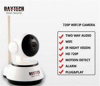Daytech Wireless WiFi IP Camera 720P Home Security Surveillance Camera Baby Monitor IR Cut Night Vision