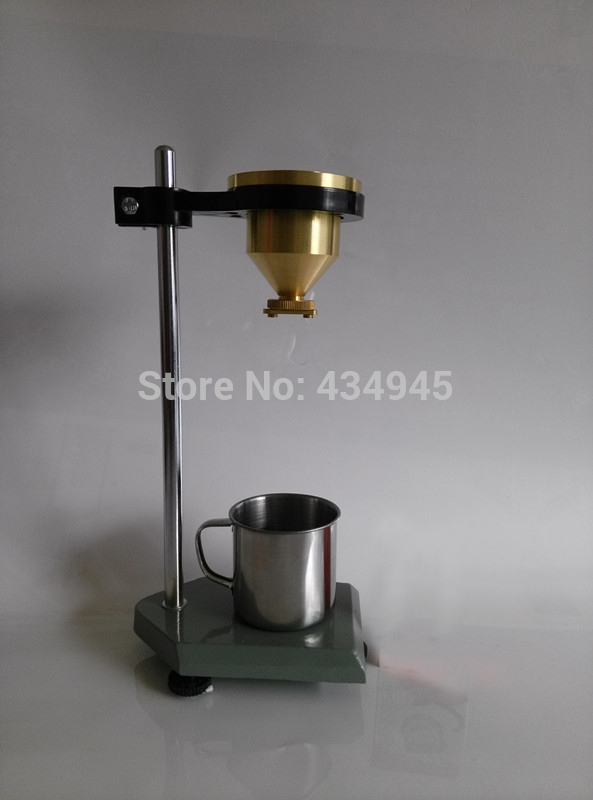 4 Flow Cup Viscometers oil Paint Viscosity Cup Ford Iwata cup Velocity