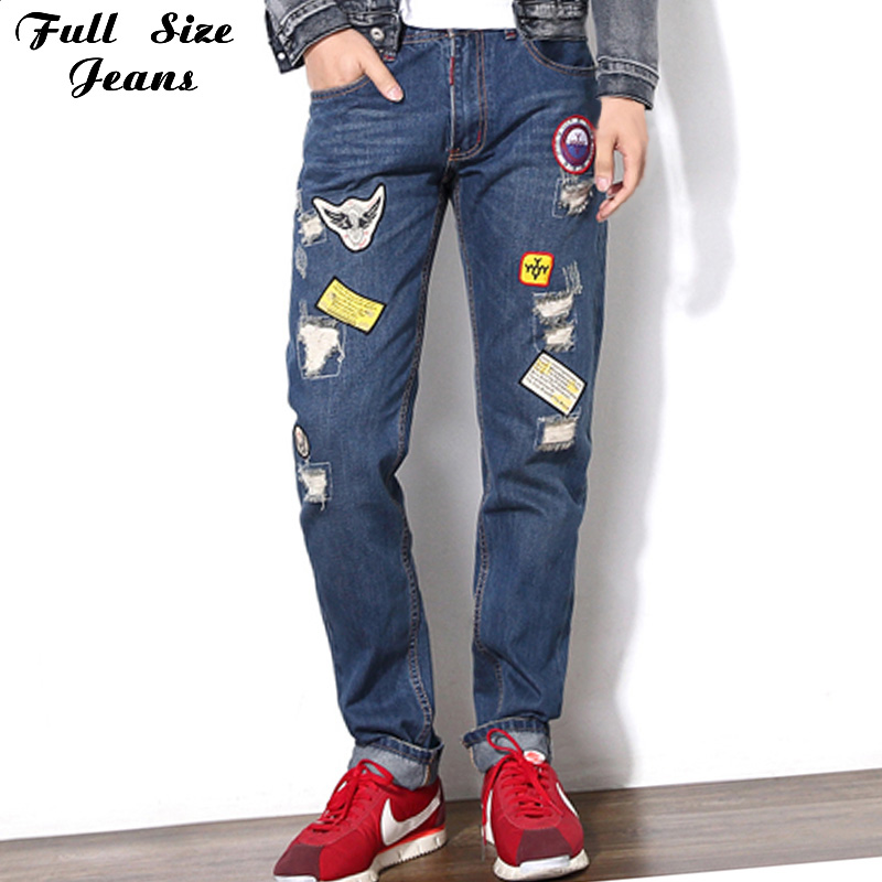 Online Get Cheap Boyfriend Distressed Jeans -Aliexpress.com