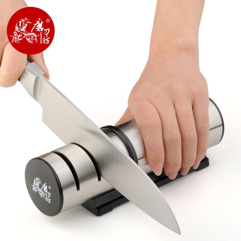 taidea T1202DC Kök Kniv Sharpener Högkvalitativ rostfritt stål - Kök, matsal och bar
