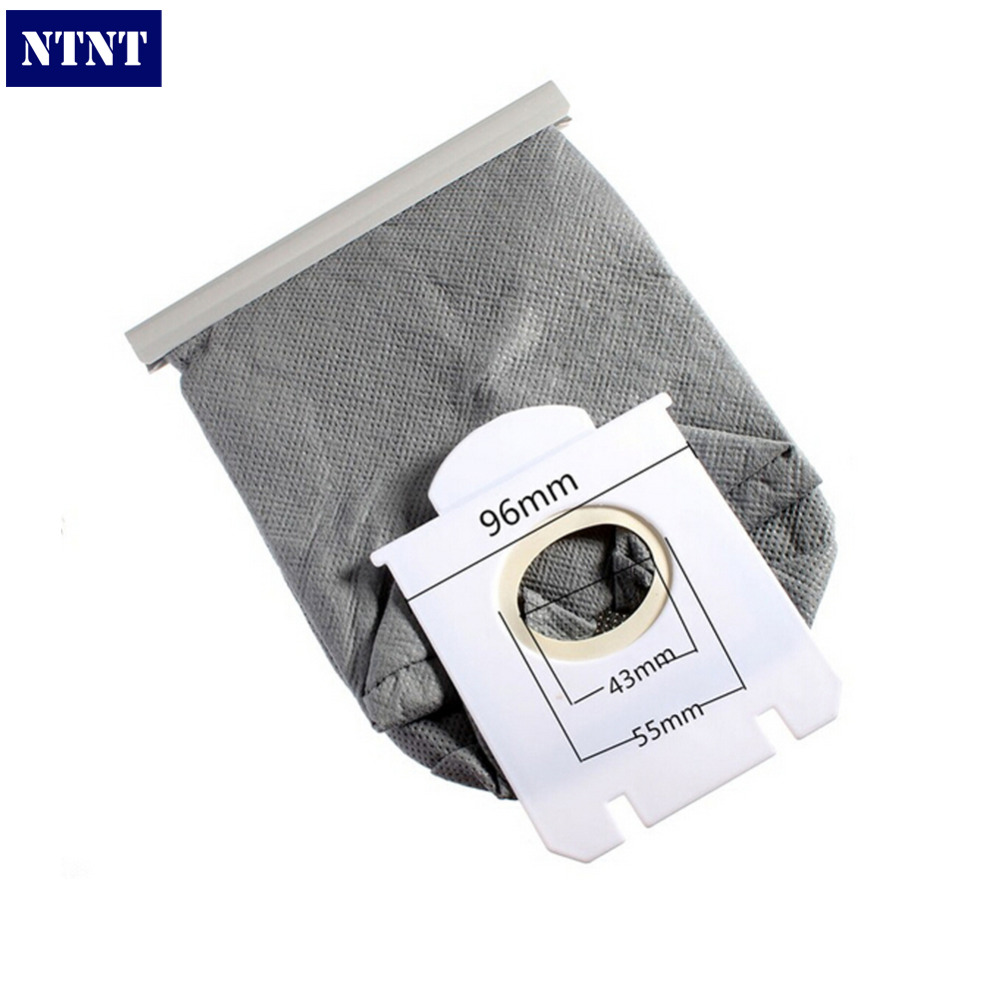 NTNT New For Philips FC8134 FC8613 FC8614 FC8220 FC8222 FC8224 FC8200 Arrival Vacuum Cleaner Bags Dust Bag Replacement 10pcs washable vacuum cleaner bags dust bag replacement for philips fc8134 fc8613 fc8614 fc8220 fc8222 fc8224 fc8200 free post